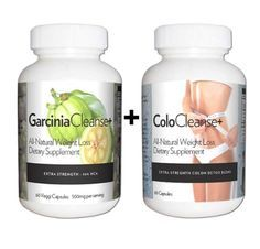 garcinia x slim and colon cleanse 1600