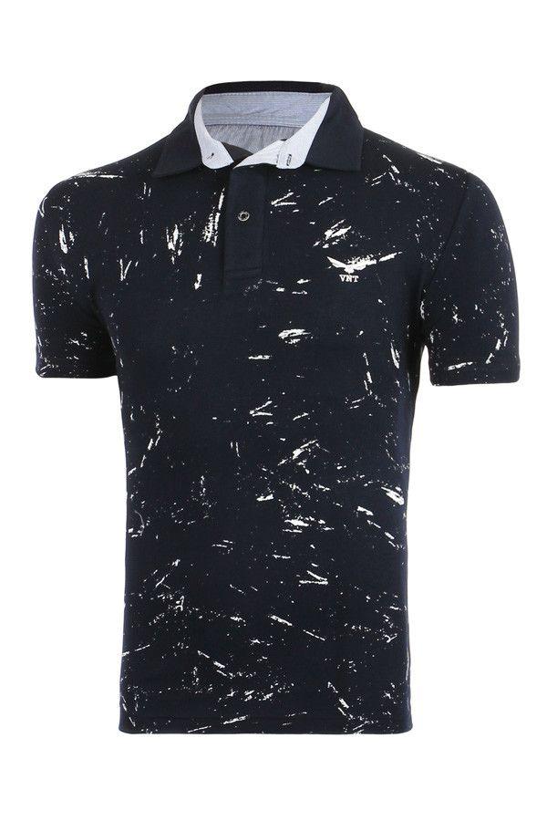 cd1c93575ae Pánské tričko s límečkem ✓ Skladem ✓ Přesné rozměry pro snadný nákup ✓  Expresní doručení ✓