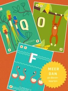 Mini U-Zoo Alfabet iPad-app €1,79