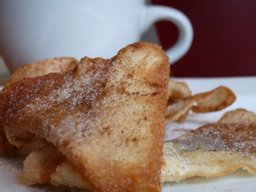 Nutella Wonton Churros. | Party in my Tummy | Pinterest | Wontons and ...