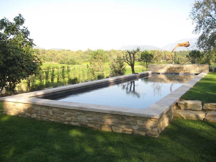 Best 25 bassin hors sol ideas on pinterest piscines hors sol piscine hors - Piscine hors sol carree ...