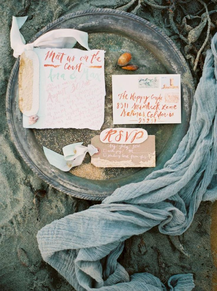 Coastal wedding inspiration at California's Big Sur by Kelsea Holder. Featuring gowns by Claire La Faye and Rebecca Schoneveld, the luminous light in these images is captivating.