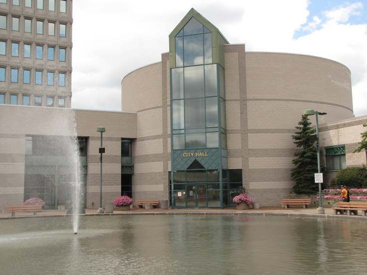 City Hall, Barrie, Ontario
