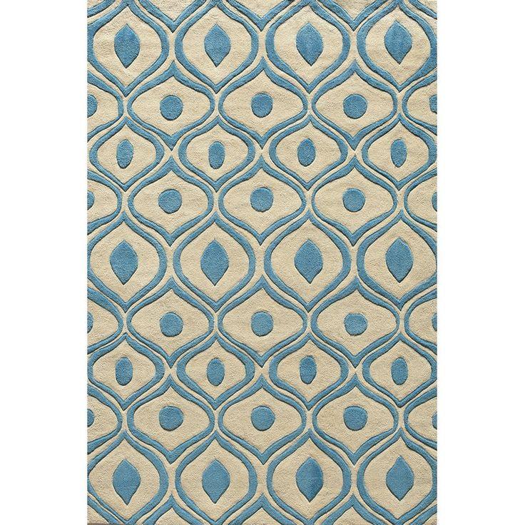 baddeley handtufted orange area rug u0026 reviews allmodern