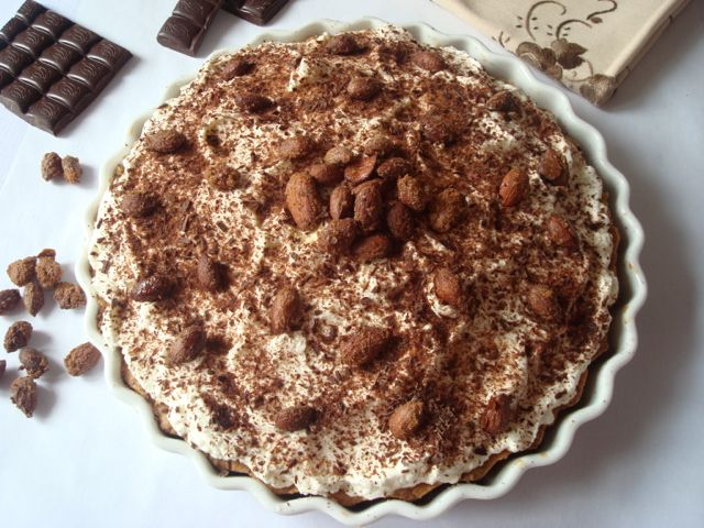 Banoffee Pie (Koláč s banány a karamelem) - www.vune-vanilky.cz