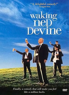 Waking Ned DevineFilm, Wake Ned, Great Movie, Ned Devin, Funny Movie, Comedy, Movie Sets, Irish Movie, Favorite Movie