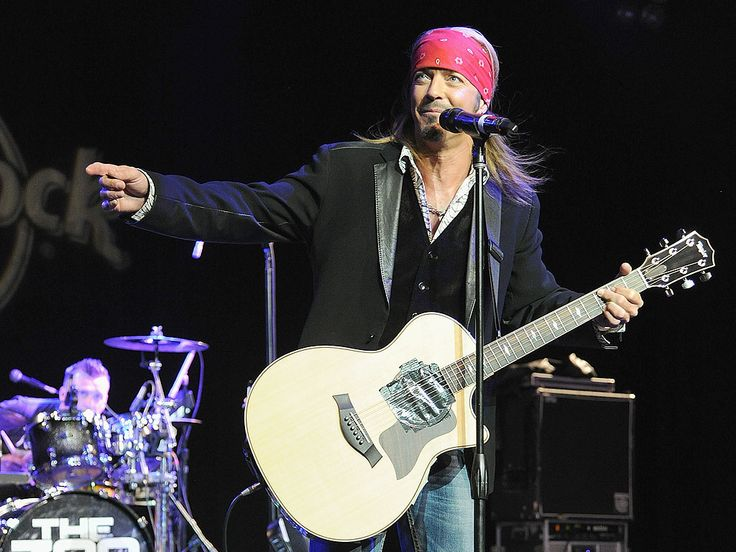 Bret Michaels Rushed to Hospital for Kidney Surgery---always has an optimistic outlook and sexy even in pain.
