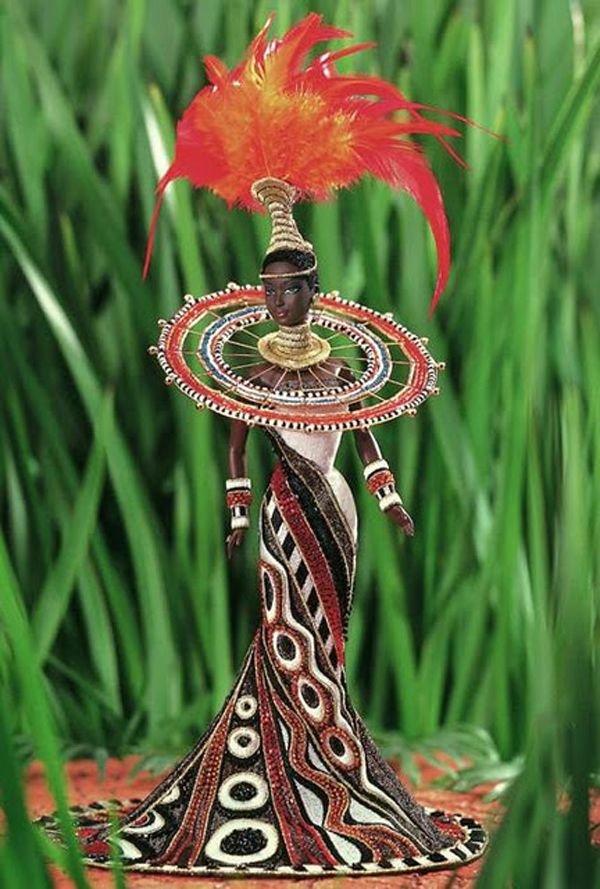 African Barbies - Art and design inspiration from around the world - CreativeRoots