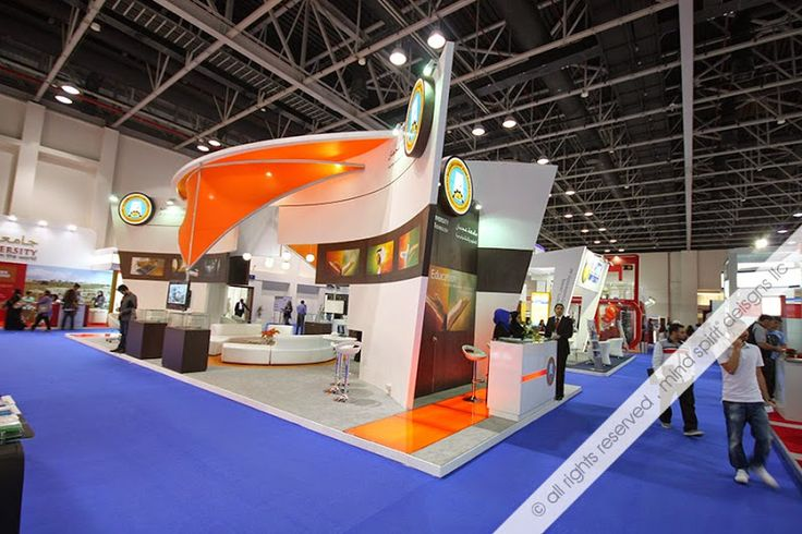 Exhibition Booth Suppliers | Exhibition Stall Fabricators Dubai - MSD