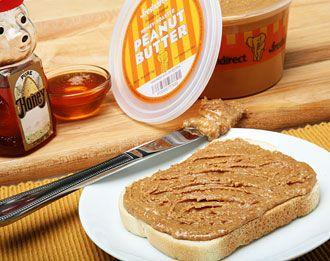 FreshDirect Freshly Ground Peanut Butter, Honey-RoastedPeanut Butter, Ground Peanut