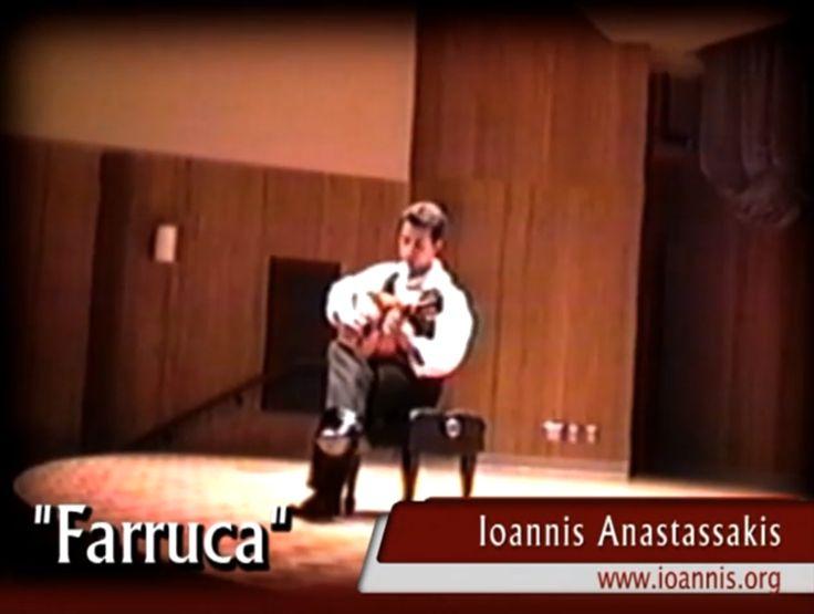 Farruca – Solo Flamenco Guitar