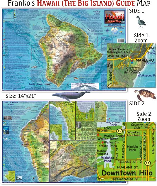 16 Best Images About Hawaii Maps On Pinterest