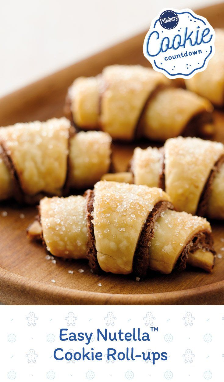 These surprisingly simple four-ingredient beauties made with pie crust will be a hit anywhere you serve them. Expert tip: Use a pizza cutter to cut the dough into wedges. But don't cut at lightning speed, or the crust will lift off the counter.