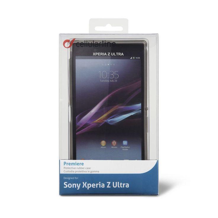 CELLULAR LINE Premiere Etui Sony Xperia Z Ultra czarne - ETUI OCHRONNE - Sklep internetowy Digimania.pl