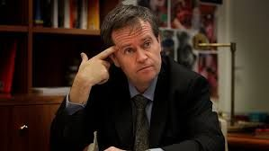 May 26, 2015 By Ross Sharp If Federal Opposition leader Bill Shorten has a fire in his belly, it's stuck on reheat and he's warming up last week's mouldy scones again. Every sentence is like a rope... http://winstonclose.me/2015/05/27/peace-in-our-time-written-by-ross-sharp/