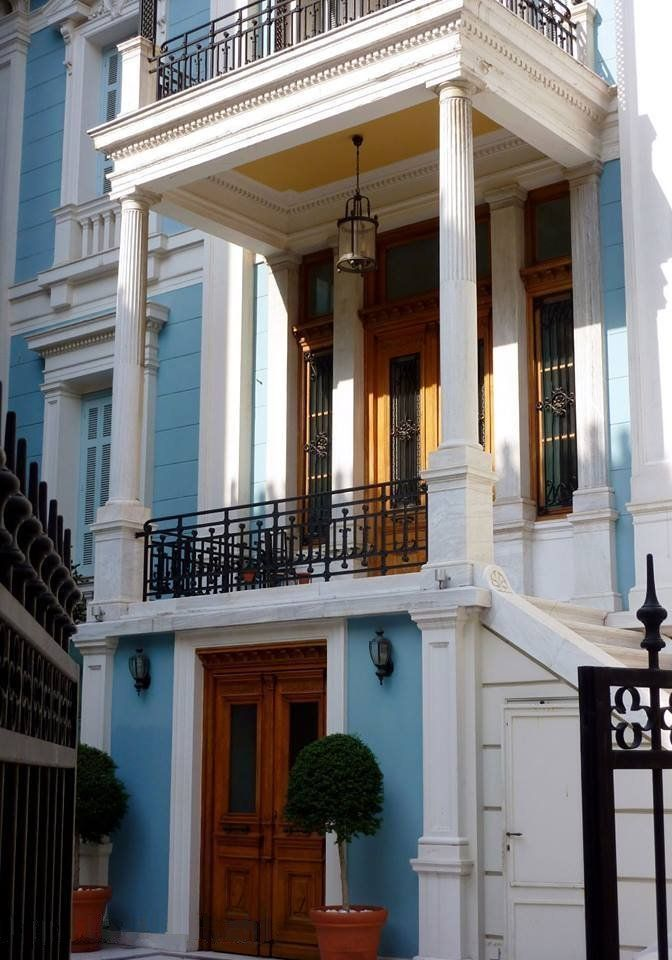 GREECE CHANNEL | Neoclassical Architecture in Athens