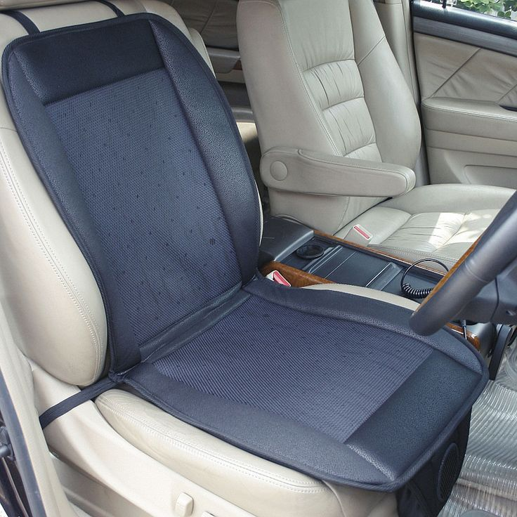 Car Auto Truck Seat Cover Cushion Adjustable Fan Cooler