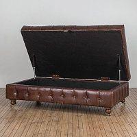 Bensington Large Footstool With Storage