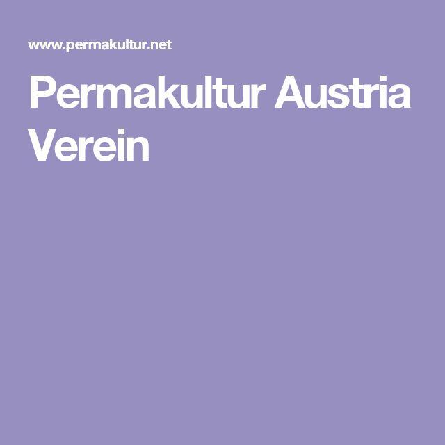 Permakultur Austria Verein