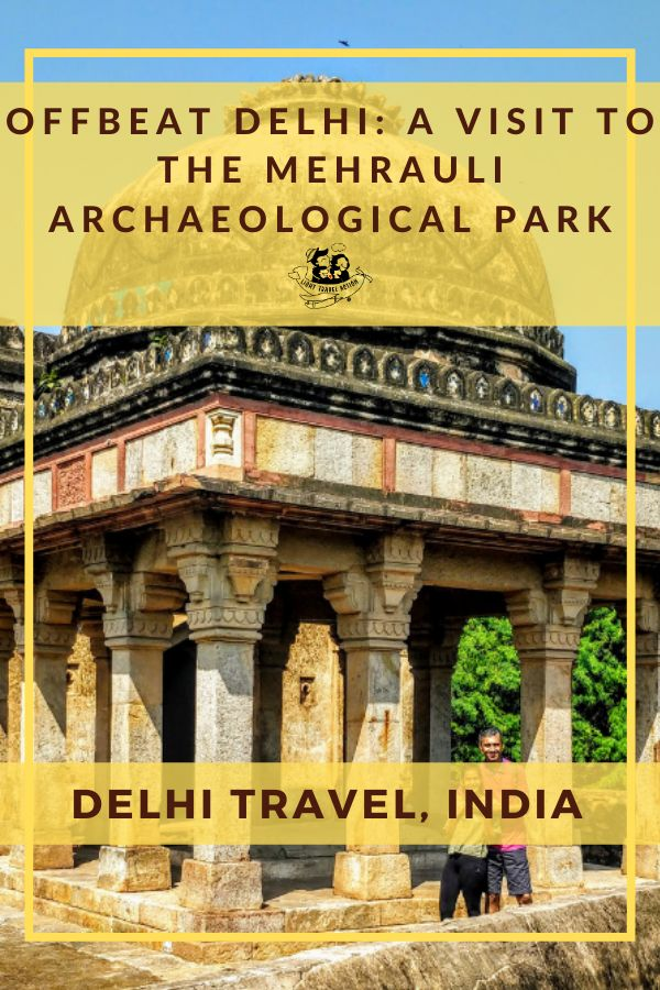 Mehrauli Archaeological Park   Delhi   India   Light ...