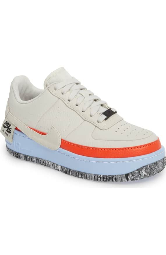 131ab58786bf80 Nike Air Force 1 Jester XX Sneaker Original Air Jordans