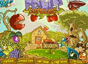 PVZ Fruit Defense | Juegos Plants vs Zombies - jugar gratis
