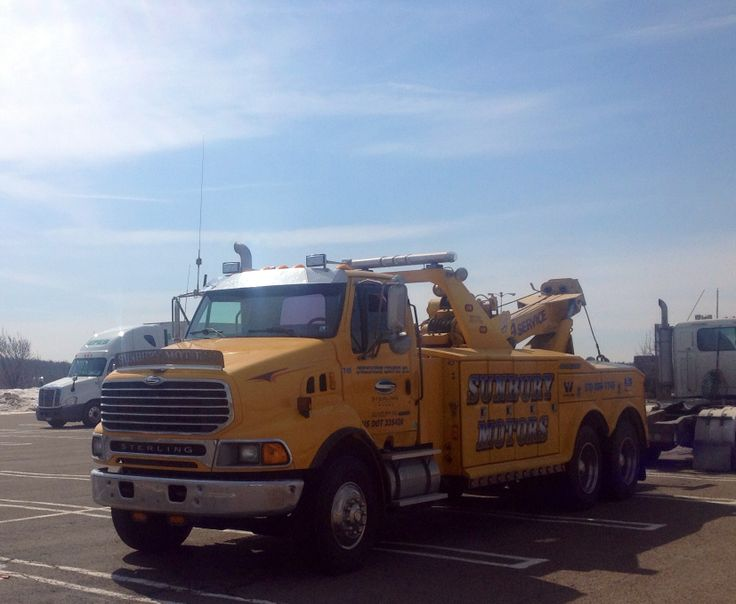 70 best big wreckers in ne pa images on pinterest tow for Sunbury motors ford sunbury pa