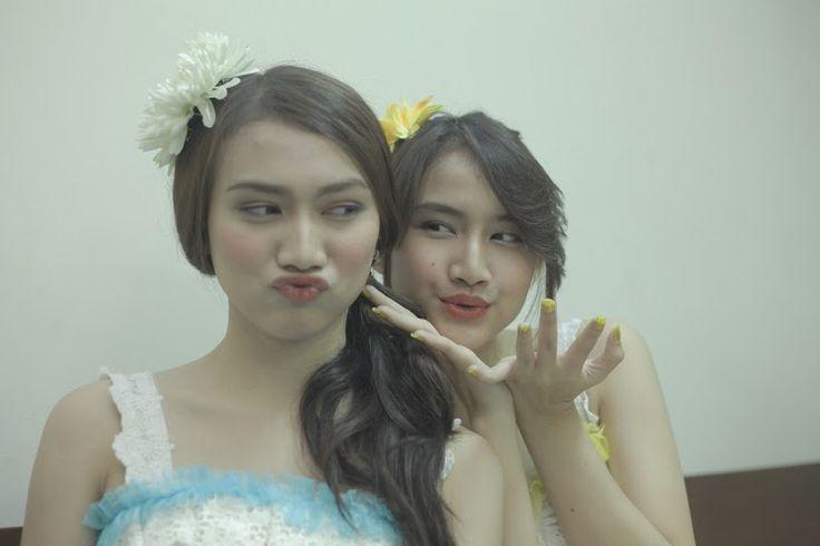 Melody JKT48 & Frieska JKT48