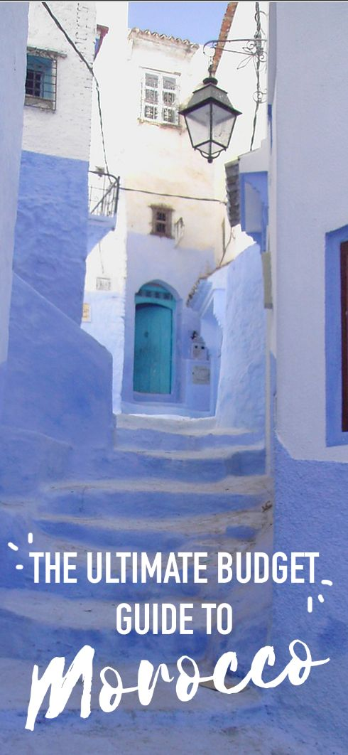 Travel guide to Morocco