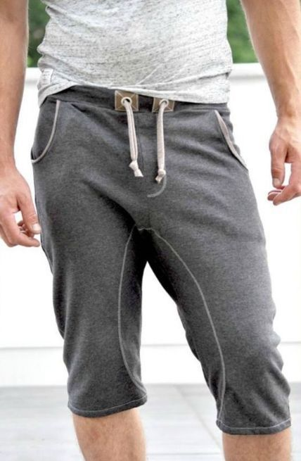 Lässige Hose für Männer - Schnittmuster und Nähanleitung via Makerist.de