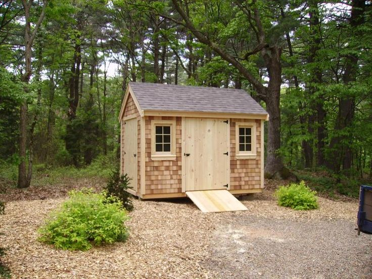 Cedar Shed 100 Square feet | Echo Neck yard solutions. - Sheds and ...