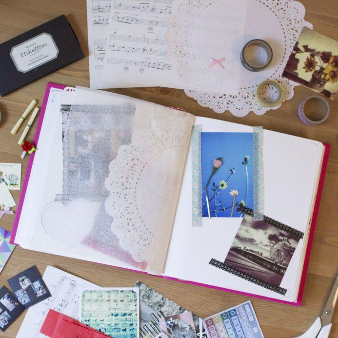 DIY: Fotobücher, erfundene Geschichten - Ideen für Bücher zum Selbermachen | eBay