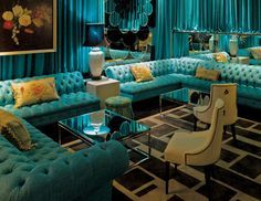 The Ivy Bar Sydney | Exclusive restaurants design. Amazing restaurant interior design you must see.