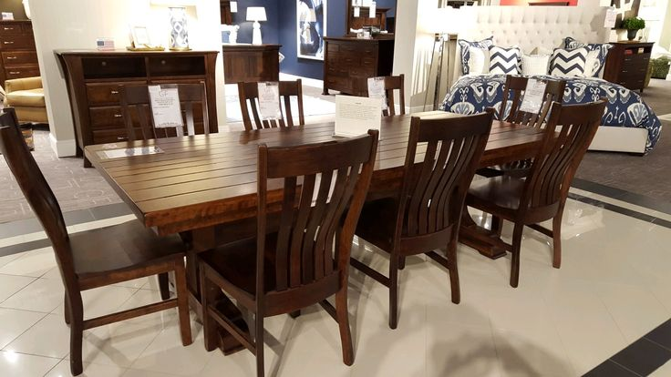 Is A Table To Treasure For A Lifetime Houston Tx Gallery Furniture