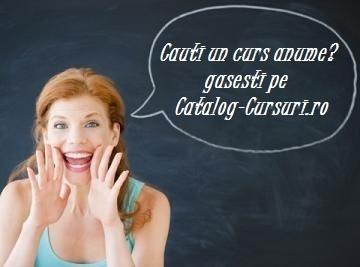 Cere o oferta de curs trainerilor si companiilor inscrise pe www.catalog-cursuri.ro .