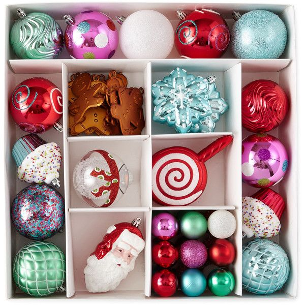 38 best Shatterproof Ornament Set images on Pinterest | Christmas ...