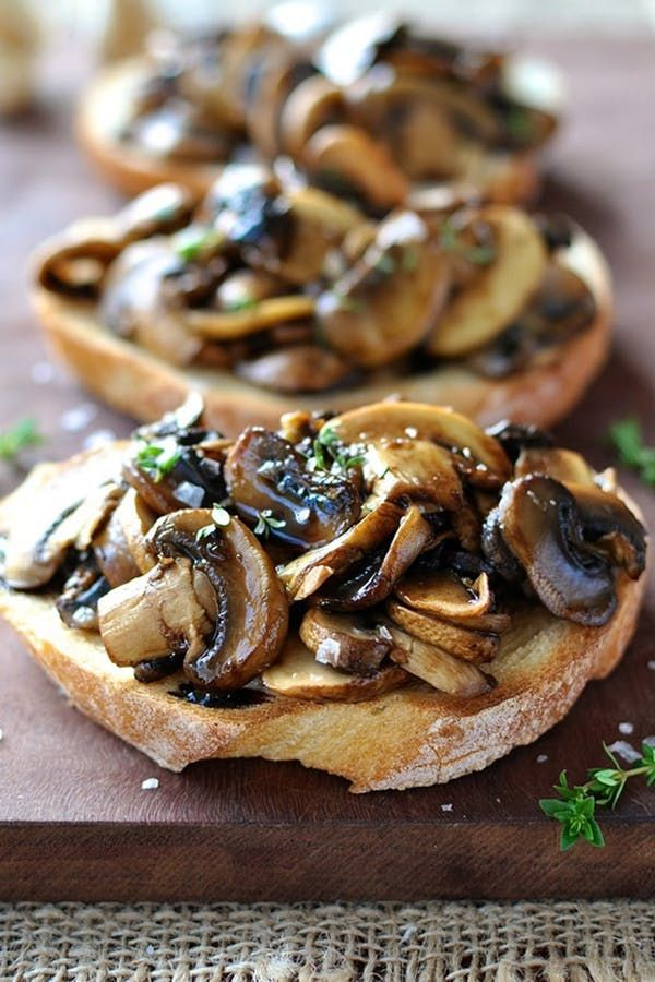 10 Easy (but Fancy) Bruschetta Recipes to Try at Home via @PureWow