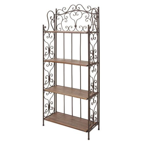 Found it at Wayfair - Mauricie Étagère Baker's Rack