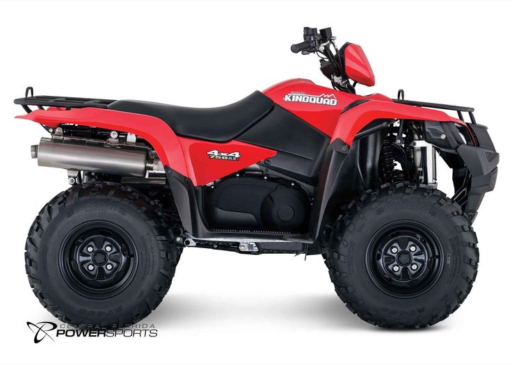 New 2016 Suzuki KingQuad 750 AXi Power Steering ATVs For Sale in Florida. 2016 Suzuki KingQuad 750 AXi Power Steering, Three decades of ATV manufacturing experience has led to the KingQuad 750AXi, Suzuki s most powerful and technologically advanced ATV. Abundant torque developed by the 722cc fuel-injected engine gives the KingQuad the get up and go that s a must-have for Utility Sport ATVs. With an independent rear suspension, locking front differential, and a handful of other features, the…