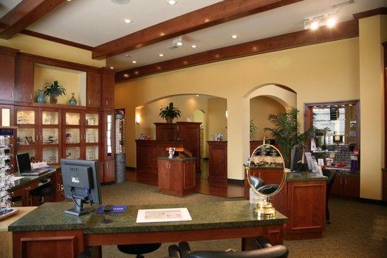 Thomas Vision Center Optometric Office Design Barbara