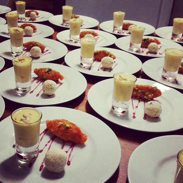 desserts special for wedding