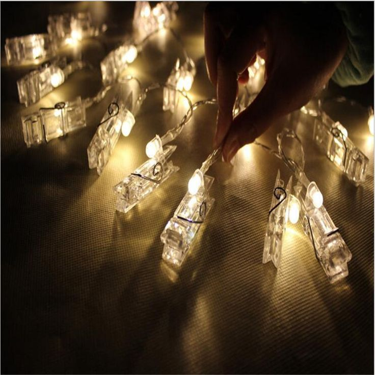 Can You Cut Outdoor String Lights: 25+ Best Ideas About Christmas Light Clips On Pinterest