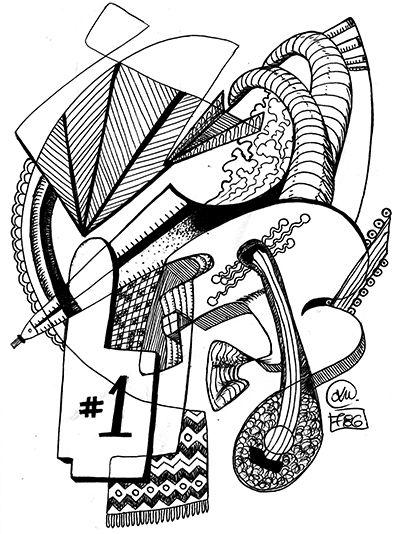 Katerina Pappou: pointless doodle day786
