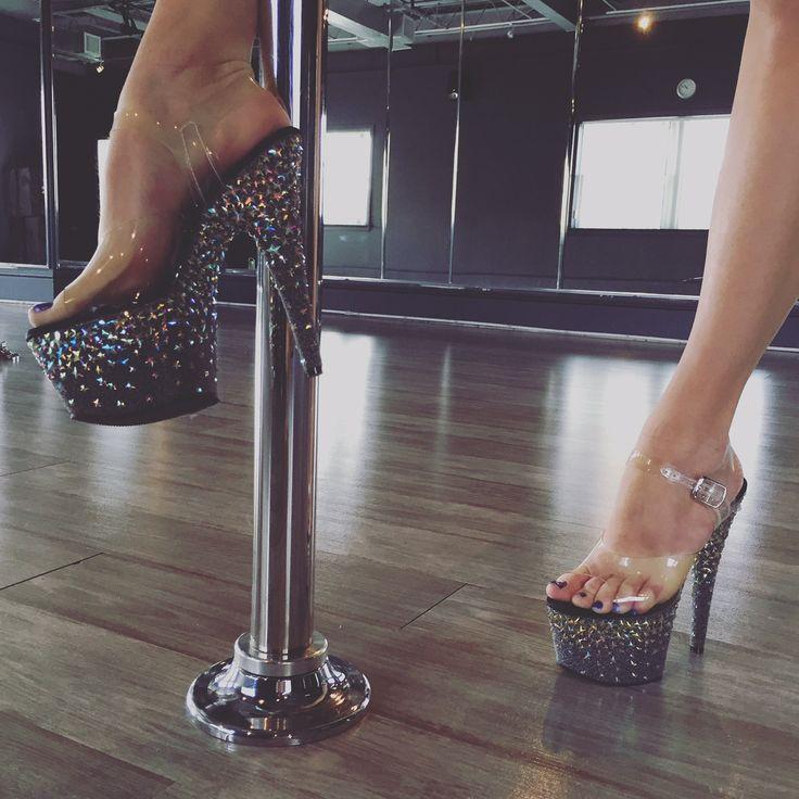 26 Best Pole Dancing Shoes Images On Pinterest Dance