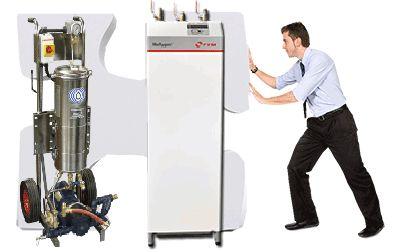 CleanSys Avgasning av kyl- värmesystem