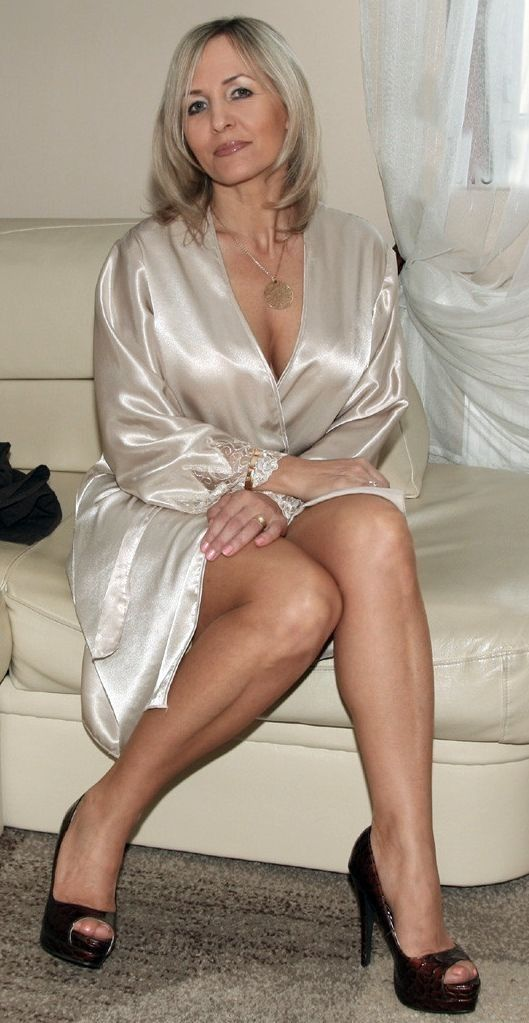 Beautiful sexy mature women