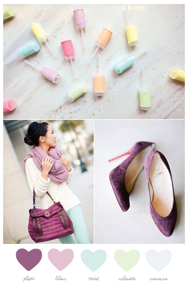 Plum   Mint | The Sweetest Occasion