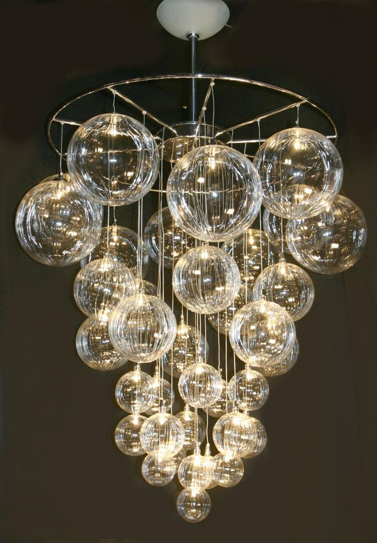 modern chandeliers   Modern Chandelier Lighting Photo #lightideas #lights #homelight