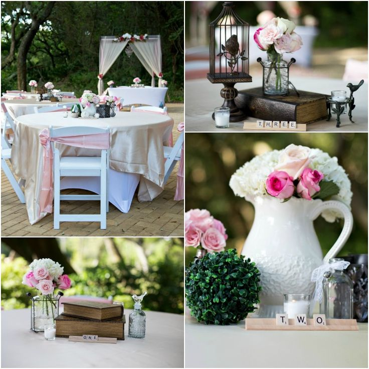 Vintage Wedding Theme From Sun And Sea Beach Weddings Hampton Inn Jekyll Island Terrace Reception