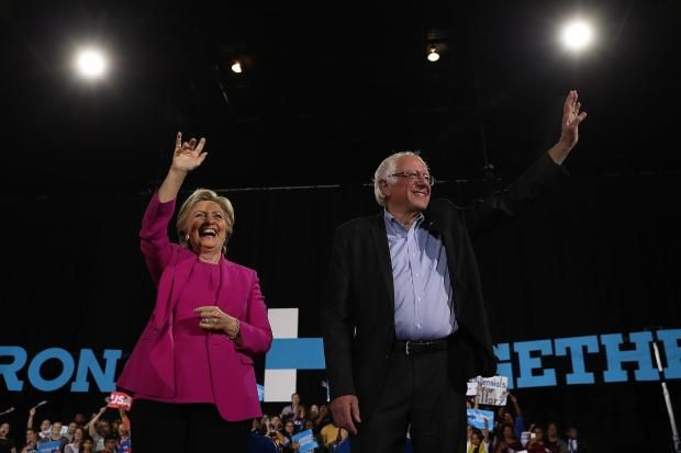 Trump won election because Democrats rigged system to have Clinton beat Sanders, says WikiLeaks